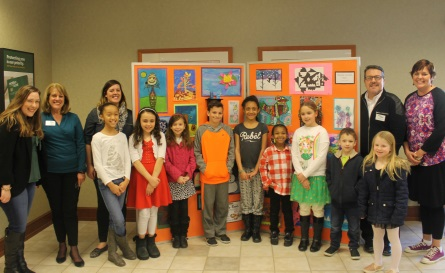 WALDEN SAVINGS BANK CELEBRATES YOUNG ARTISTS