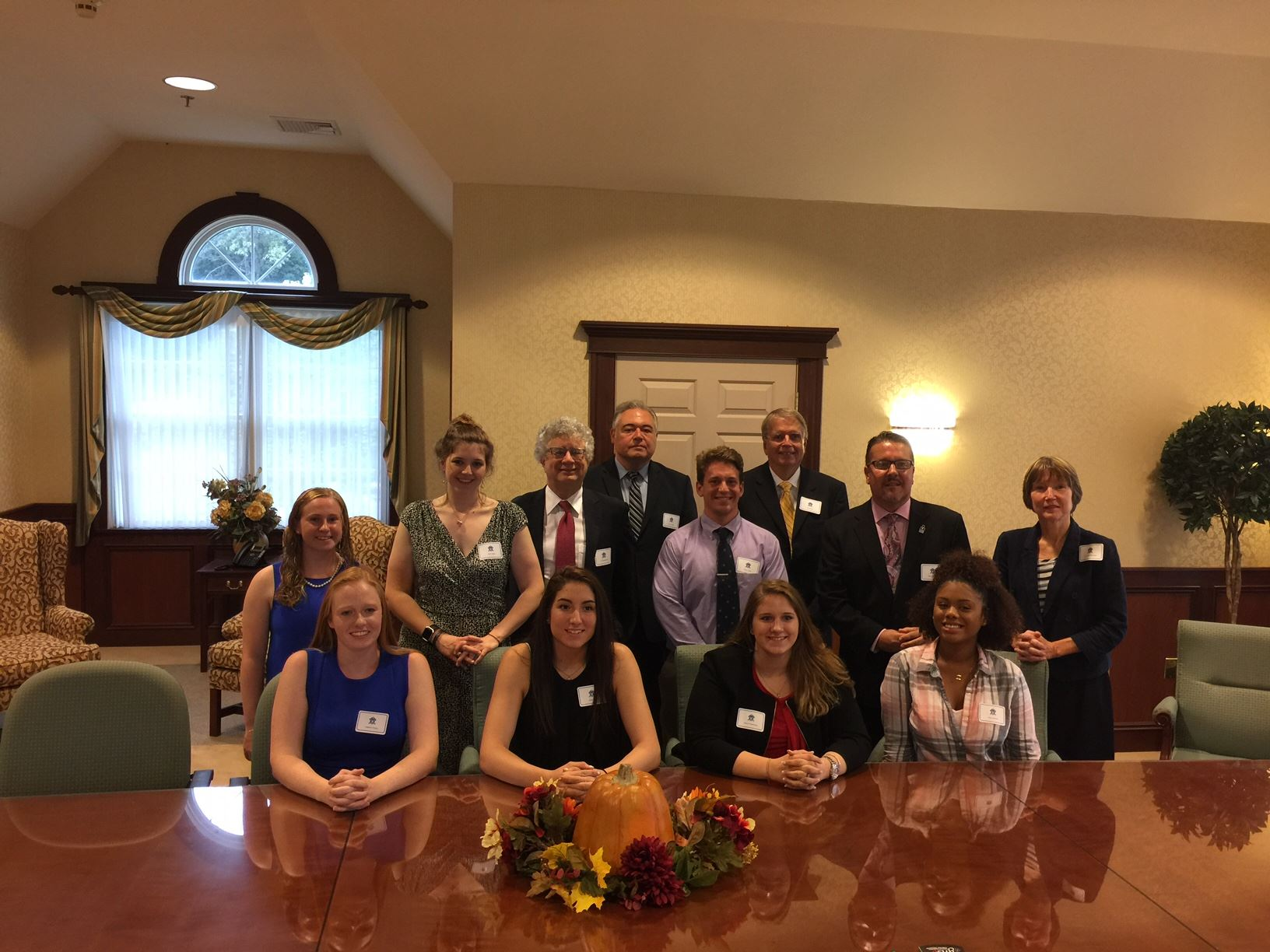 Mount Saint Mary College Students Welcomed Into the Walden Savings Bank Medici Program