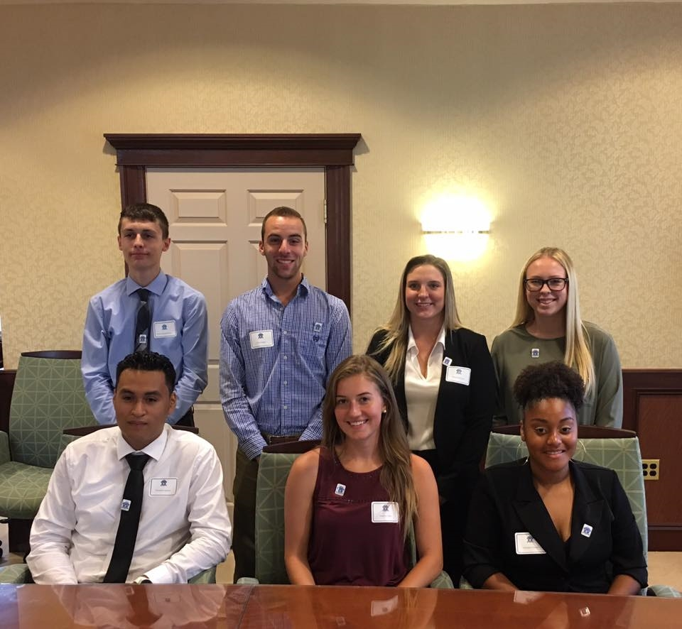MOUNT SAINT MARY STUDENTS WELCOMED INTO THE WALDEN SAVINGS BANK MEDICI PROGRAM