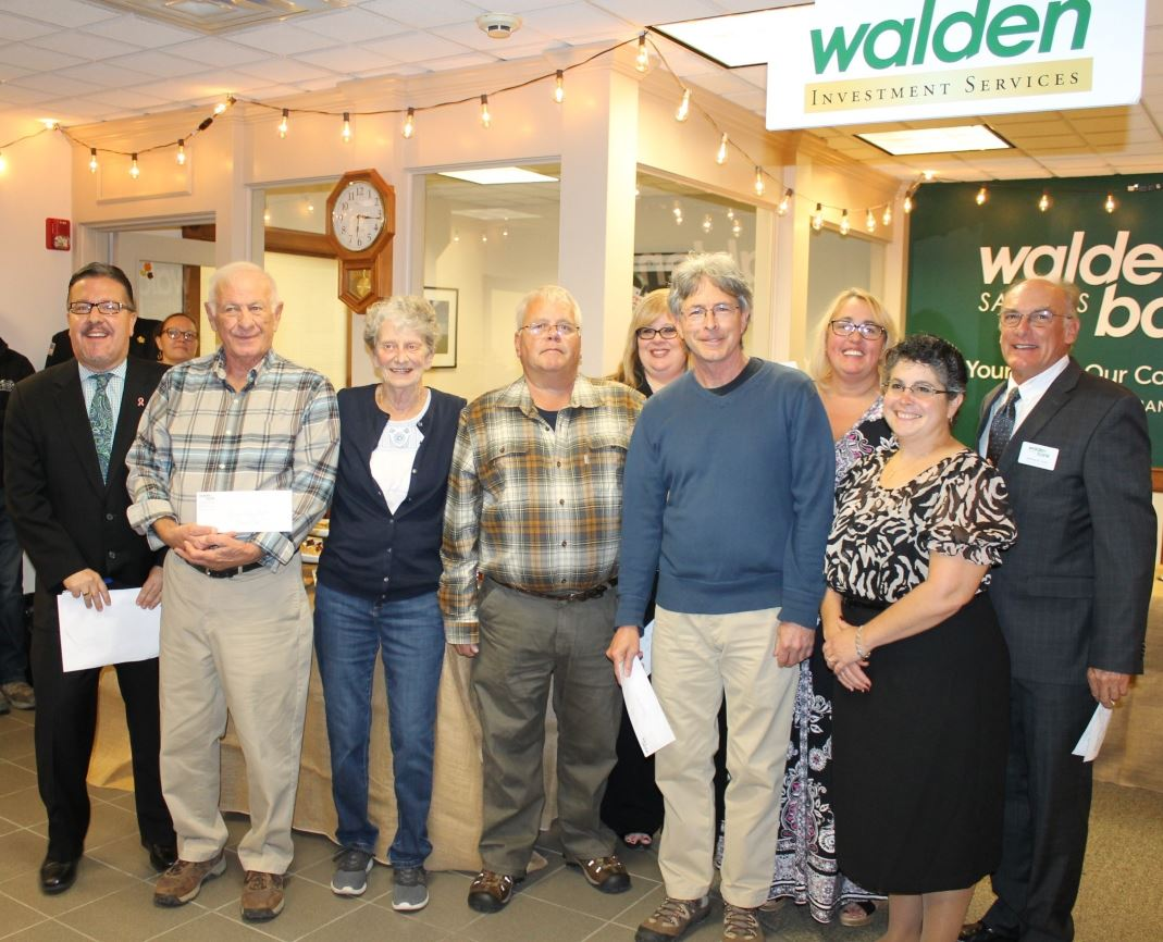 Walden Savings Bank Celebrates 20 Years in Gardiner