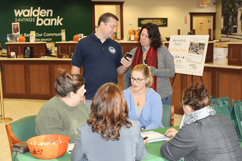 Walden Savings Bank Offers Digital Demo Days for Customers
